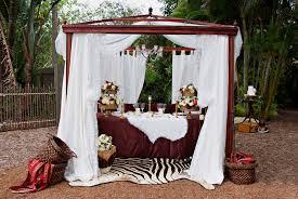 safari theme wedding. Savvy Deets Bridal Styled Shoot Safari Styled Wedding
