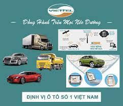 Chuyên lắp đặt bộ định vị xe ô tô xe tải giá rẻ tại Viettelnet