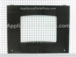 frigidaire outer glass assembly for oven door 318261355 from appliancepartspros com