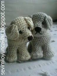 Free Crochet Dog Patterns Beauteous 48 Best Crochet Knit Dog Images On Pinterest Crochet Animals