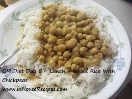 Testing Gm Diet Day 5 Indian Vegetarian Version