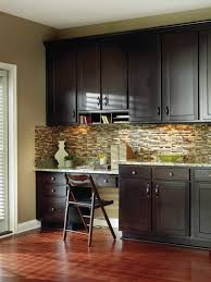 kitchen cabinets home office transitional: aristokraft benton desk cabinets transitional home office