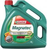 <b>Castrol Magnatec</b> 5W-40 A3/B4 4 л (156E9E) – купить <b>моторное</b> ...