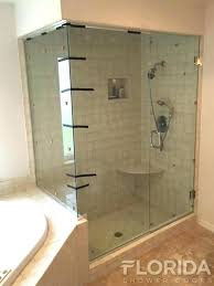 frameless shower door seal enclosures shower doors manufacturer all glass custom shower enclosure fixed to the
