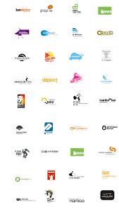 5 letter logos