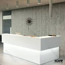 modern office furniture reception desk. Fine Office Modern Reception Desks Customized Solid Surface Desk  With Office Furniture I