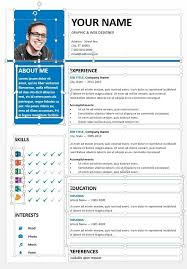 Resume In Powerpoint Cool Powerpoint Resume Template Ideas Ai