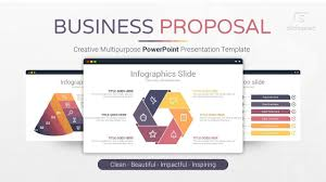 Business Proposal Powerpoint Business Proposal Powerpoint Presentation Template Slidesalad