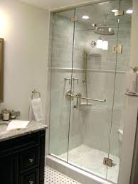 shower seamless glass shower doors images specialty custom enclosure frameless hardware