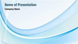 Red White And Blue Powerpoint Templates Abstract Blue Waves Powerpoint Templates Abstract Blue Waves