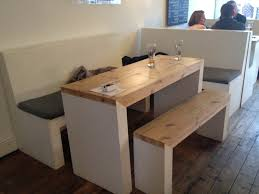 l shaped bench for kitchen polleraorg