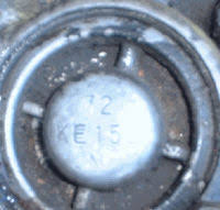 general motors transmissions th350 accumulator id 72 is year 152 is a calibration code ke is application code link to application codes below