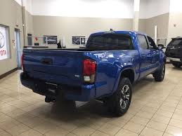 New 2018 Toyota Tacoma TRD Sport Upgrade 4 Door Pickup in Sherwood ...