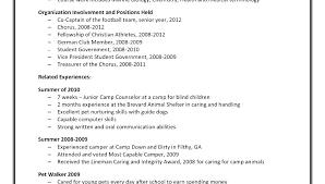 College Resume Builder College Application Resume Builder Elegant ...