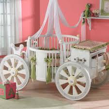 bedroom unique nursery decor with cozy round cribs — nadabikecom