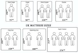 mattress sizes. Different Bed Sizes Mattress Guide Me To