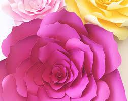20 DIY Paper Flower Tutorials  How To Make Paper FlowersDiy Paper Home Decor