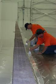 skilled professional installers from inc of fl at work