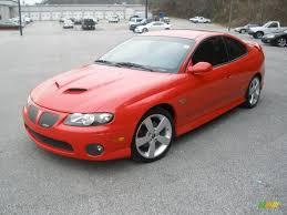 Torrid Red 2006 Pontiac GTO Coupe Exterior Photo #43538799 ...