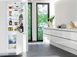 small kitchen refrigerator. Liebherr Integrated-24-inch Narrow Refrigerator Remodelista Small Kitchen R