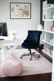 My home office Zen Love Working With Food But One Of My Other Passions Is Home Decor So Hope Youll Humour Me With This Post Ive Caught The Decor Bug In Recent Years Oh She Glows My Home Office Tour Oh She Glows
