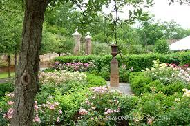 rose garden by p allen smith