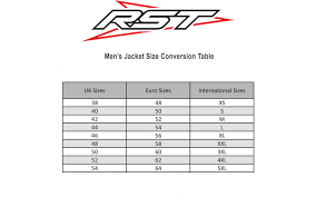 Rst Race Suit Size Chart Rst Tractech Evo R Leather Riding Jacket Ce Approved Blue