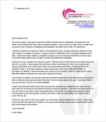 12+ Formal Resignation Letter Template - Free Word, Excel, Pdf ...