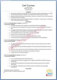 Download Marine Engineer Sample Resume Haadyaooverbayresort Com