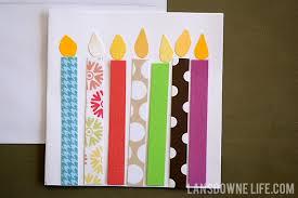 Diy Kids Birthday Card Diy Craft Kits For Kids Birthday Cards Lansdowne Life