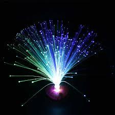 Đèn LED Sợi Quang Đèn Ngủ Đổi Màu Đèn Nhiều Màu Sắc Đứng Câu Lạc Bộ Quê Nhà  Đảng Đêm Llights Trang Trí LED Sợi Feest Đèn|Đèn Sợi Quang