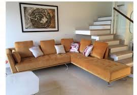 sofa brown color. Perfect Brown Brown Color Sofa Set Inside A
