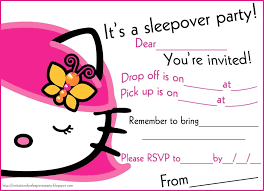 sleepover template sleepover party invitation template military bralicious co