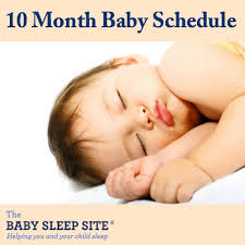 10 Month Old Baby Schedule Sample Schedules The Baby