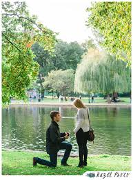 boston public garden proposal