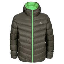 Trespass Stormer Men's Winter Coat With Hood Warm Padded Down ... & Trespass-Stormer-Men-039-s-Winter-Coat-With- Adamdwight.com