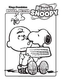 Small Picture Coloring Pages Kids Good Morning Snoopy Coloring Page Snoopy