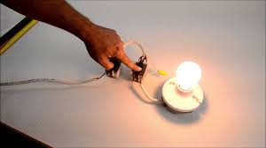 Wiring Push Button Light Switch Antique Push Button 3 Way Light Switch Demonstration Youtube