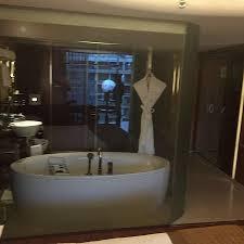 sahara star hotel see through bath