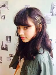 簡単なのにおしゃれに決まるアメピンを使ったヘアアレンジ Naver