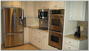 home depot wall ovens in double oven cabinet tennex co design 8