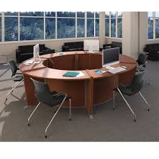 round office desks. circular office desks enchanting about remodel inspirational home decorating with furniture round e