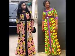 Maybe you would like to learn more about one of these? Modele Robe Wax Africain 2020 Youtube African Fashion Skirts Latest African Fashion Dresses African Print Dress Designs