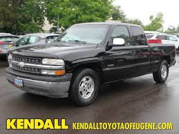 Pre-Owned 2001 Chevrolet Silverado 1500 LS Pickup Truck in Eugene ...
