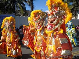 n republic carnival page n republic celebration diablos cojuelos frightening and evil looking masks