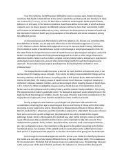 biopsychosocial vs biomedical biopsychosocial vs biomedical  biopsychosocial essay