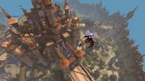 Guild Wars 2 Divinitys Reach From Max Map Height