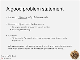 Research Problem Statement Statement Of The Problem Example For Research Proposal Travelsouth Us