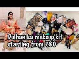 bridal makeup kit list bridal makeup