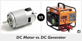 generator motor. Generator Motor M